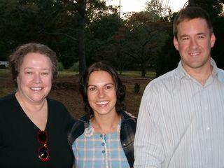 Geoff & Susan Kegerreis with Kathy Bates